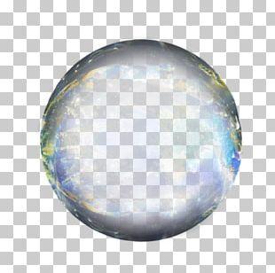 Crystal Ball Crystal Healing Sphere PNG