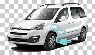 Citroën E-Berlingo Multispace Car Electric Vehicle Citroën C3 PNG