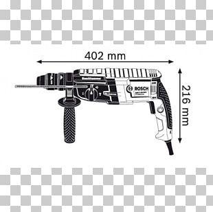 Hammer Drill SDS Robert Bosch GmbH Tool PNG