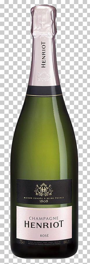 Champagne Rosé Wine Moët & Chandon Pinot Noir PNG