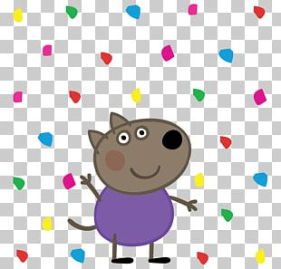 Pig Danny Dog Drawing Animation PNG
