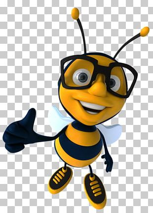 Worker Bee Characteristics Of Common Wasps And Bees Honey Bee Illustration PNG
