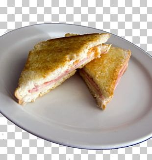 Breakfast Sandwich Ham And Cheese Sandwich Toast PNG