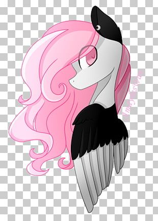 Horse Cartoon Pink M Legendary Creature PNG