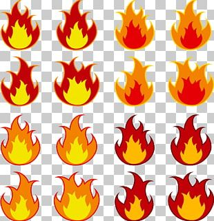 Drawing Fire Flame PNG