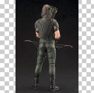 Green Arrow Oliver Queen Figurine Kotobukiya Model Figure PNG