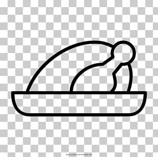 Roast Chicken Coloring Book Drawing Chicken As Food PNG