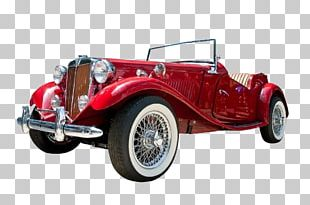 Sports Car Classic Car Vintage Car Convertible PNG