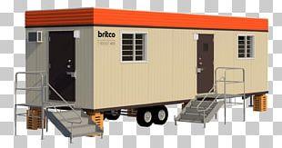 Building Britco Home Caravan Renting PNG