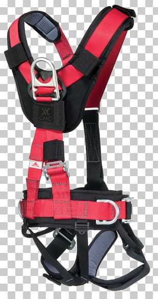 Angeles Fire Department Search And Rescue Safety Harness PNG