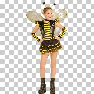Bee Halloween Costume Costume Party Child PNG