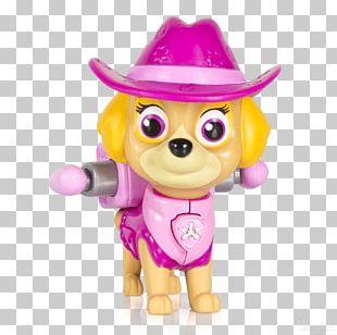 Canada Cockapoo Toy Pup-Fu! Paw Patrol Hero Pup PNG