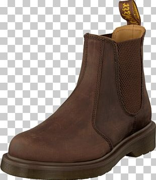 Chelsea Boot Boat Shoe Dr. Martens PNG