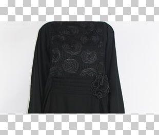 Sleeve Velvet Black M PNG