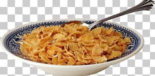 Corn Flakes Breakfast Cereal Milk Food PNG