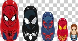 Spider-Man Matryoshka Doll Action & Toy Figures PNG