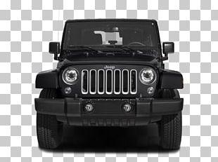 2018 Jeep Wrangler JK Unlimited Car Chrysler Sport Utility Vehicle PNG