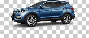 2018 Hyundai Santa Fe Sport Hyundai Motor Company Car Sport Utility Vehicle PNG