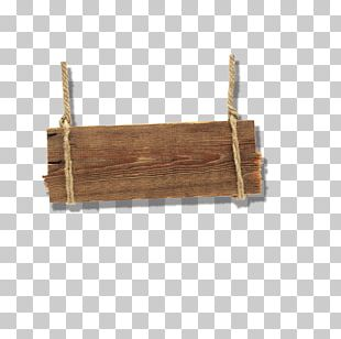 Wood Tag Icon PNG