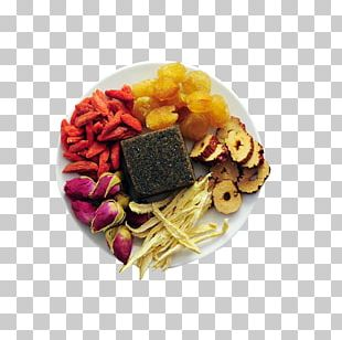 Ginger Tea Flowering Tea Vegetarian Cuisine PNG