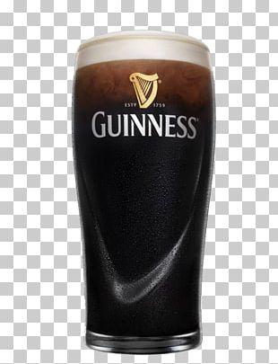 Guinness Beer Glasses Harp Lager Pint Glass PNG