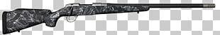 Trigger Gun Barrel Rifle Firearm Nosler PNG