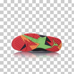 Air Jordan Shoe Sneakers Retro Style Flip-flops PNG
