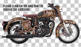 Motorcycle Royal Enfield Classic Royal Enfield Bullet Car PNG