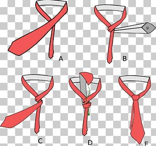 The 85 Ways To Tie A Tie T-shirt Necktie Knot Clothing Accessories PNG