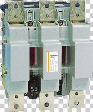 Circuit Breaker Contactor Product Electrical Network Industry PNG