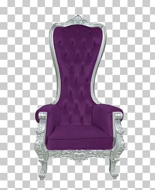 Coronation Chair Eames Lounge Chair Throne Wing Chair PNG