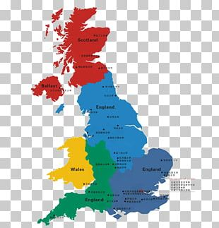 England Map UK PNG