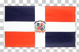 Flag Of The Dominican Republic Middle America Fahne PNG