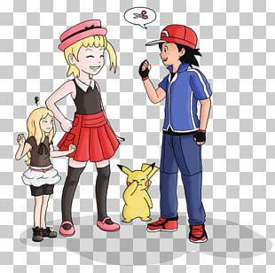 Serena Pokémon X And Y Bonnie Ash Ketchum Pokémon Omega Ruby And Alpha Sapphire PNG