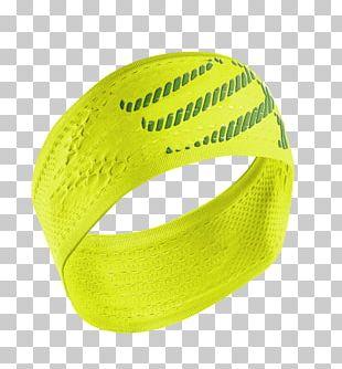 Headband Clothing Yellow Blue Kerchief PNG