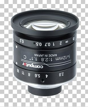 C Mount Camera Lens Machine Vision Focal Length PNG