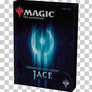 Magic: The Gathering Signature Spellbook: Jace Jace Beleren Magic The Gathering CCG Core Set 2019 PNG