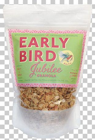 Muesli Breakfast Cereal Granola Flavor PNG