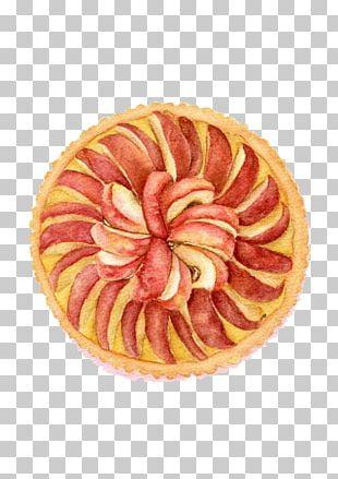 Tart Apple Pie Bakery Petit Four PNG