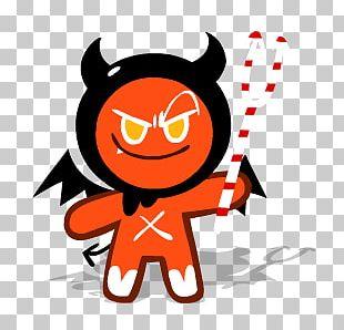 Cookie Run Devil Cookie PNG
