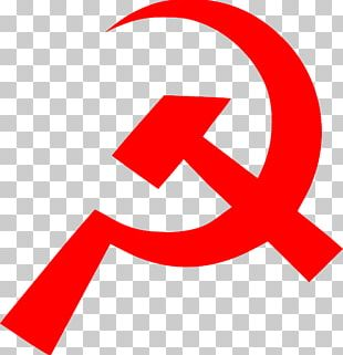 Soviet Union Hammer And Sickle Communist Symbolism PNG