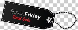 Black Friday Scalable Graphics PNG