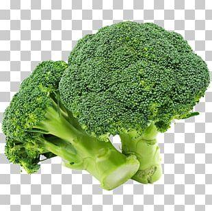 Broccoli Organic Food Cauliflower Vegetable PNG