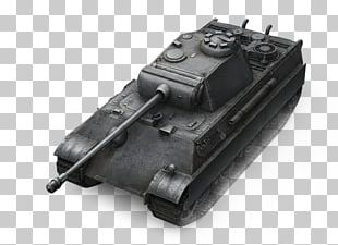 World Of Tanks Blitz Tiger I Nashorn PNG