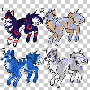 Canidae Horse Cat Illustration PNG