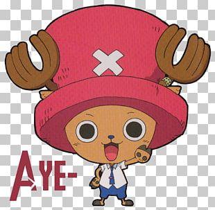 Tony Tony Chopper Monkey D. Luffy One Piece Treasure Cruise Chibi PNG