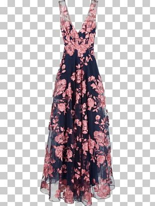 Evening Gown Dress Marchesa Ball Gown PNG
