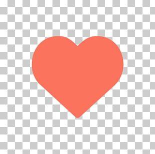 Heart Symbol Emoticon Facebook PNG