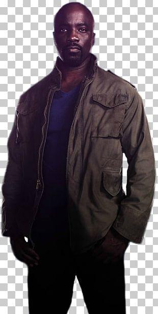 Mike Colter Punisher Johnny Blaze Luke Cage Marvel Cinematic Universe PNG