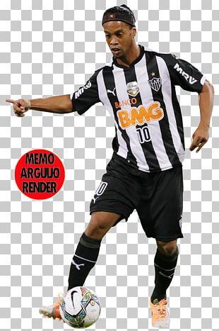 Ronaldinho Atlético Nacional Clube Atlético Mineiro Brazil National Football Team PNG
